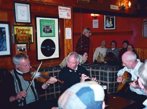 Ceol agus Craic: Music and the untranslateable craic